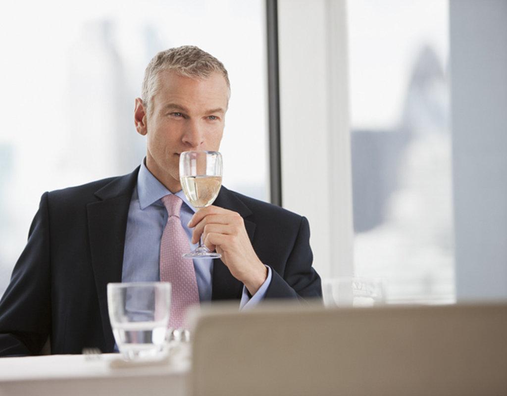 The world of wine