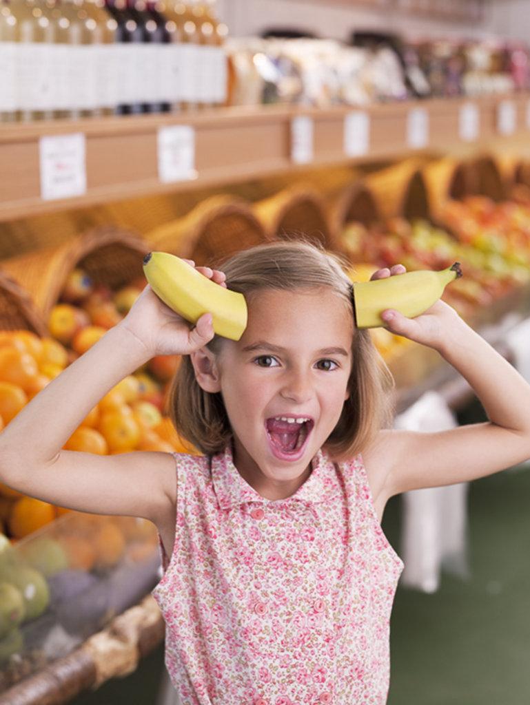 All banana!