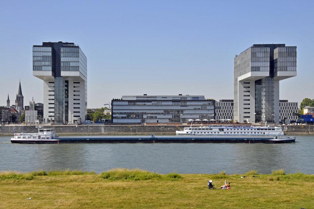 The Rhine regions #1