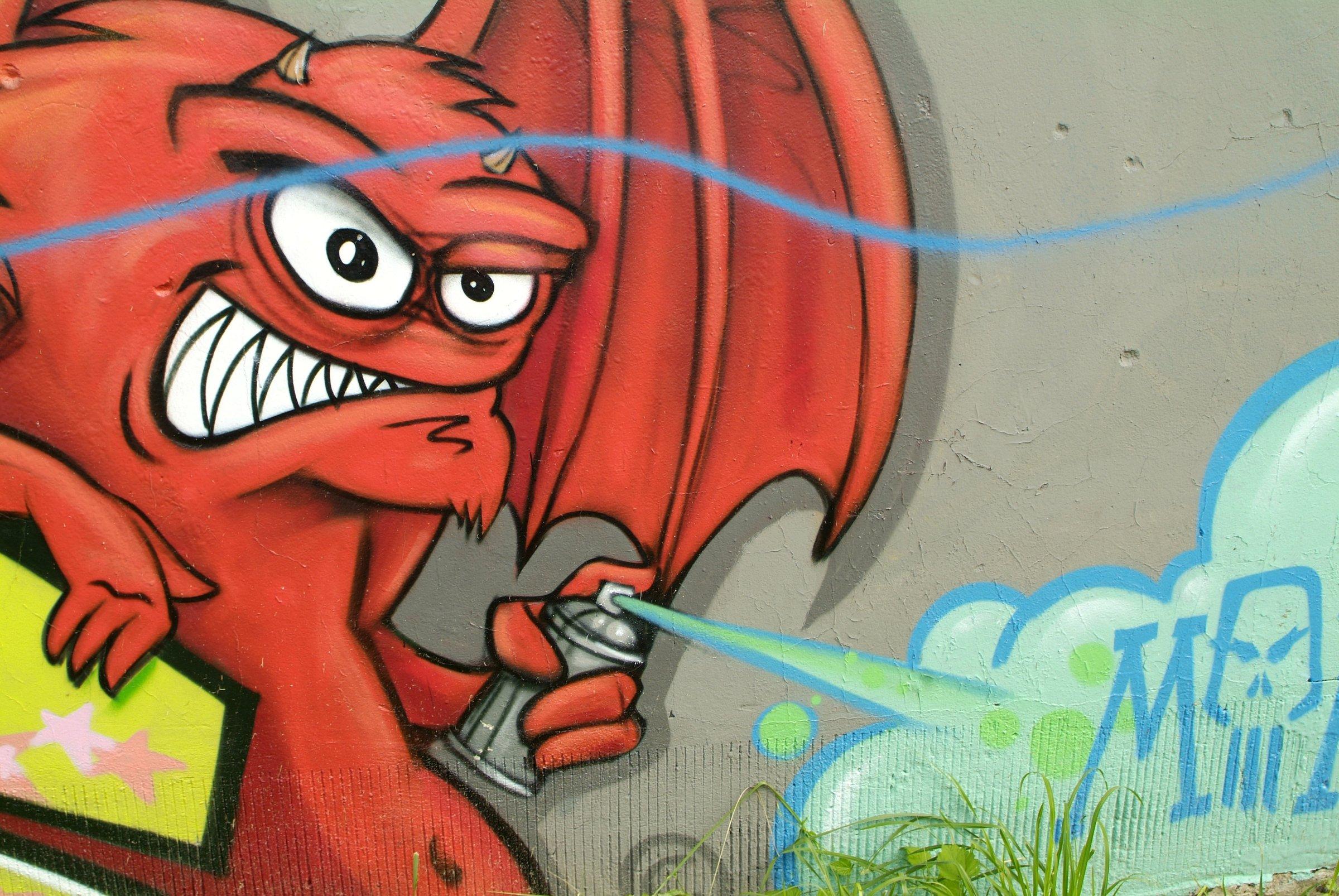 Graffiti Creatures