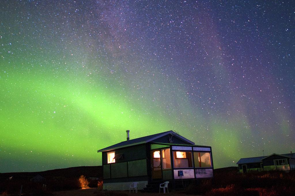 Polarlicht Aurora