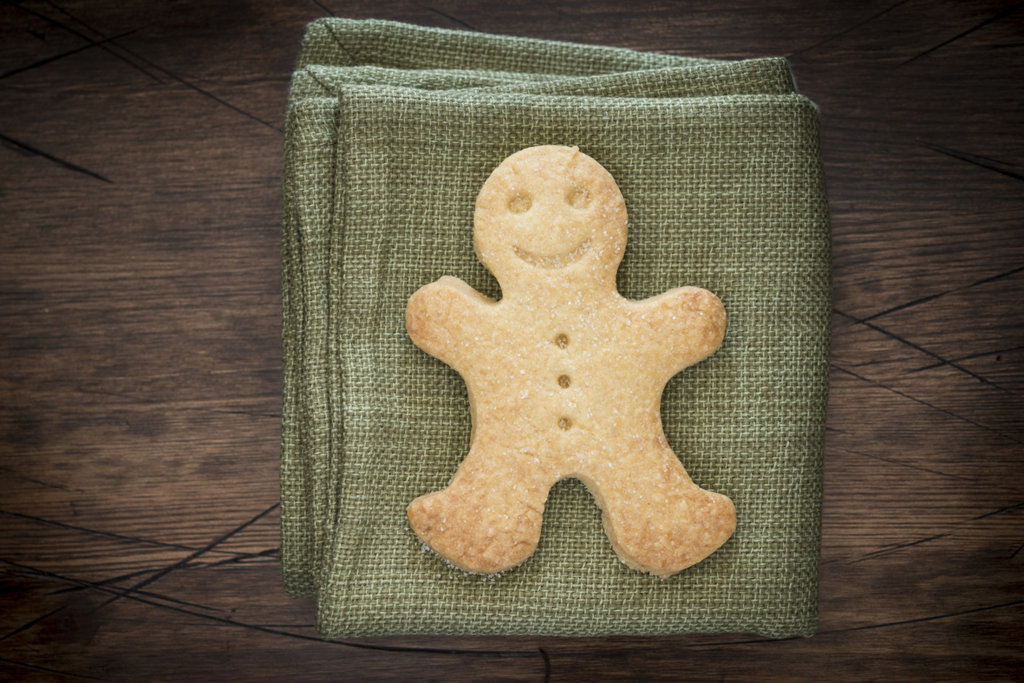 Gingerbread Boy looking for...