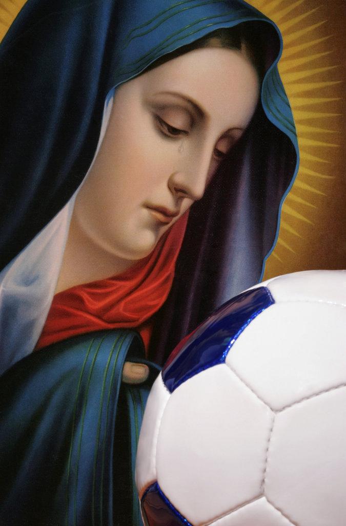 Heilige Madonna Schland